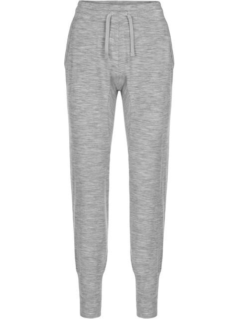 super.natural Essential Cuffed Pants Women Ash Melange